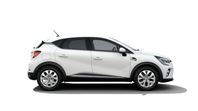 Nowy CAPTUR E-TECH Hybryda Plug-in